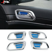 For Jeep Cherokee 2014-2019 Chrome Side Door Handle Bowl cup Cover Trim