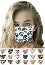 Mund Nase Fashion Stoffmaske Gesichtsmaske Mundschutz Motive Waschbar Baumwolle