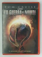 La Guerra Dei Mondi DVD Tom Cruise Film Cinema Video Movie