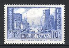"FRANCE STAMP TIMBRE 261 b "" PORT LA ROCHELLE OUTREMER PALE "" NEUF xx LUXE  P505"