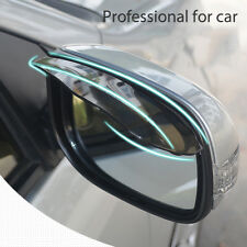 2 pcs Car Accessories Rear View Side Mirror Rainproof Protector Transparent