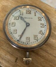 8 Day Goliath Pocket watch Made In France Full Working Order Keeping Time