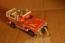 VINTAGE MATCHBOX SUPERKING #k65 PLYMOUTH TRAIL DUSTER 1978 Toy Vehicle ambulance