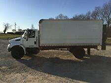 International 4400 16' Box Truck With Liftgate Low Miles 32,000 Gvwr