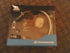 ADIDAS Performance SENNHEISER Sports PX 685i Headphones with Mic, White, NEW
