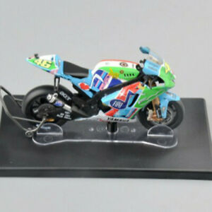 1/18 Yamaha 2007 IXO-Altaya ROSSI  YZR-M1 46# Assen Motorcycle Motorbike Model