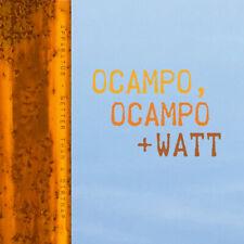 New listing Better Than A Dirtnap, OCAMPO OCAMPO + WATT, New Vinyl