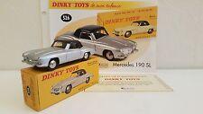 Dinky Toys Atlas > Mercedes 190 SL