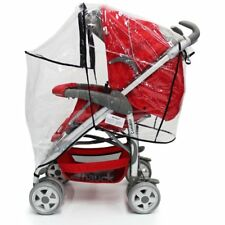 Rain Cover For Hauck Malibu XL All in One Travel System (Fruits)