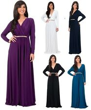 Plus size dress,Maternity dress,Wedding,Party Maxi,long sleeve Evening dress 007