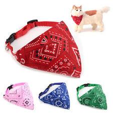 Colliers bandanas pour chien