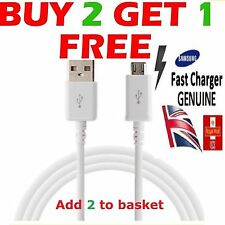 New Samsung Galaxy S6, Edge S7 Note 5/4 Fast Charger USB Data Cable Lead