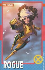 X-Men #2C Trading Card Variant VF 2021 Stock Image