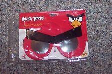 New Rovio Angry Birds Red Bird Child's Sun Glasses 3+ NIP