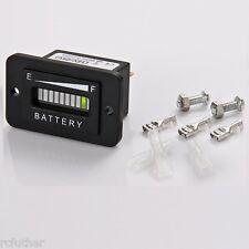 48V LED Battery Indicator Meter Gauge for EZGO Club Car Yamaha Golf  Trucks