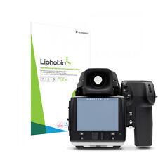 Liphobia hasselblad h5d-40 Hi Clear camera screen protector 2PCS anti-fingerprin