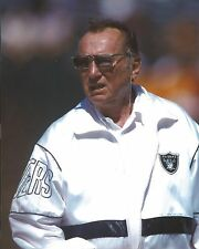AL DAVIS 8X10 PHOTO OAKLAND RAIDERS LA PICTURE NFL FOOTBALL OWNER & GM