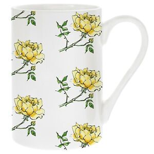 Madeleine Floyd Floral Rose Design Fine China Tea Coffee Mug Tableware Unique