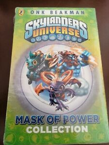 Skylanders Universe, Mask Of Power Collection, New Sealed rrp £16.97