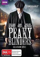 Peaky Blinders : Season 1 (DVD, 2014, 2-Disc Set)
