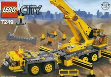 NEW Lego Town City Construction 7249 XXL MOBILE CRANE Sealed