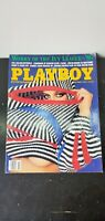 PLAYBOY MAGAZINE OCTOBER 1986 BACK ISSUE - PLASMATICS WENDY O WILLIAMS PICTORIAL