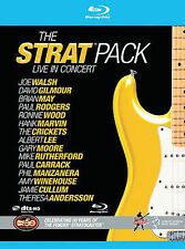The Strat Pack Live in Concert Blu-ray Brand New Sealed Joe Walsh David Gilmour