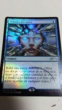 MTG MAGIC 1x VISIONES DEL SUERO  / SERUM VISIONS  PROMO FOIL  ESPAÑOL