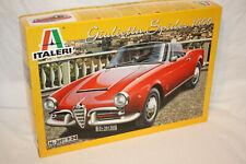 Alfa Romeo Giulietta Spider - 1:24 - ITALERI