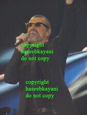 8x6 Photo 19 George Michael Royal Albert Hall Symphonica Concert Photo Oct 2011