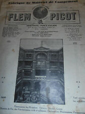 catalogue de camping année 1931 ( ref 3 )