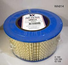 Wesfil Air Filter fits Mazda 929 929L 1984-1987 WA814 A460