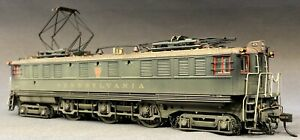 Weathered Broadway Limited PRR P5a Boxcab #4774 Sound/DCC Passenger Type