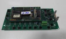 68HC11 COMPUTER CORE 8 COLUMN FSR BOARD 1-A-00-009-0 *BROKEN CLIP*