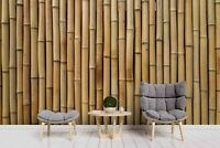 3D Bamboo Self-adhesive Removeable Wallpaper Wall Mural Sticker 15