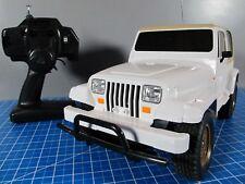 Tamiya R/C 1/10 CC-01 Jeep Wrangler 4WD with ESC JP sport Servo Transmitter CC01