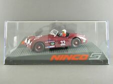 NINCO 50587 Jaguar XK120 Donington NEW 1/32 Slot Car SUPER RARE !!!