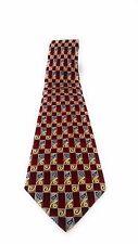 Roundtree & Yorke  100% Silk Men's Necktie Tie