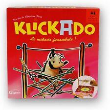 Jeu de société Klickado - Le Mikado Funambule Magnétique ! - Gigamic