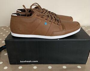 Boxfresh Men's Brown Shoes Size 9