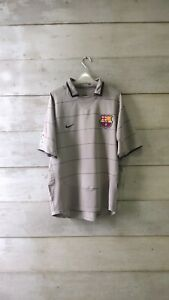 Original BARCELONA 2003 away jersey BNWT camiseta camisa maglia