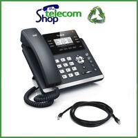 Yealink T42G IP Desk Phone in Black SIP-T42G NEW