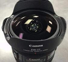 Canon EF 8-15mm f/4 L USM Lens | Ultrasonic | Fish Eye | Optics | Camera |