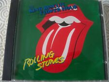 "ROLLING STONES ""KING BISCUIT FLOWER HOUR"" RARE CD LIVE RADIO BROADCAST 1987"