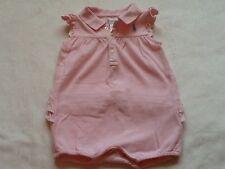 Baby Girl Ralph Lauren Romper, Size 6 Months