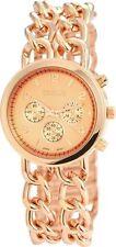 Runde Erwachsene Excellanc Armbanduhren für Damen