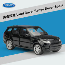 Welly 1:36 Land Rover Range Rover Sport Metal Diecast Model Car New