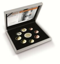"NEDERLAND NATIONALE PROOF SET 2012 PP met 2 Euro ""10 jaar EURO"" SCHAARS!!!"