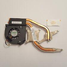 Dell Precision m4300 ventilador del radiador fan pasta térmica Cooler Heatsink 0rt912