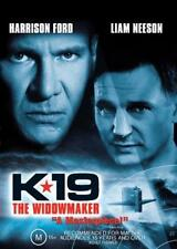 K-19 THE WIDOWMAKER- HARRISON FORD LIAM NEESON DRAMA NEW DVD MOVIE SEALED